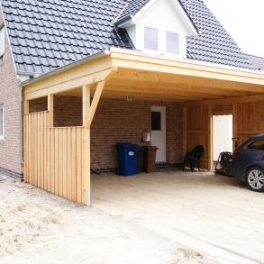 Referenzbild #7 für Carports in Oldenburg/Wiefelstede