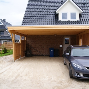 Referenzbild #7 für Carports in Oldenburg/Wiefelstede