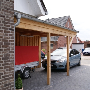 Referenzbild #11 für Carports in Oldenburg/Wiefelstede