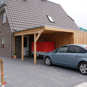 Referenzbild #12 für Carports in Oldenburg/Wiefelstede