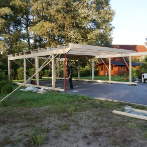 Referenzbild #18 für Carports in Oldenburg/Wiefelstede