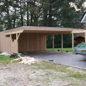 Referenzbild #19 für Carports in Oldenburg/Wiefelstede