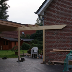 Referenzbild #21 für Carports in Oldenburg/Wiefelstede
