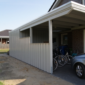 Referenzbild #25 für Carports in Oldenburg/Wiefelstede