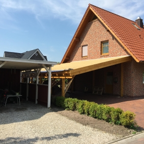 Referenzbild #36 für Carports in Oldenburg/Wiefelstede
