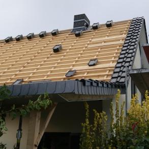 Referenzbild #21 für Dächer und Dachsanierungen in Oldenburg/Wiefelstede