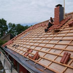 Referenzbild #34 für Dächer und Dachsanierungen in Oldenburg/Wiefelstede