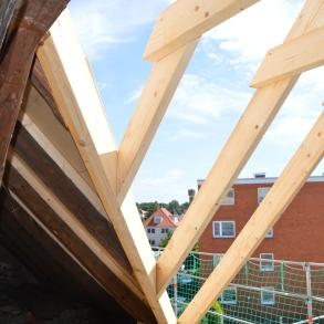 Referenzbild #56 für Dächer und Dachsanierungen in Oldenburg/Wiefelstede