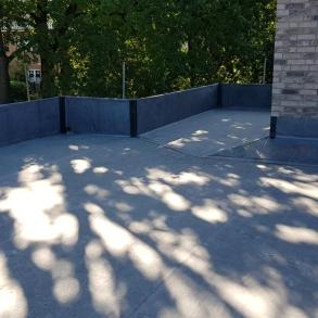 Referenzbild #5 für Flachdach / EPDM Dächer in Oldenburg/Wiefelstede