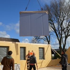 Referenzbild #3 für Holzrahmenbau in Oldenburg/Wiefelstede