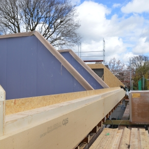 Referenzbild #8 für Holzrahmenbau in Oldenburg/Wiefelstede