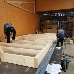 Referenzbild #31 für Holzrahmenbau in Oldenburg/Wiefelstede