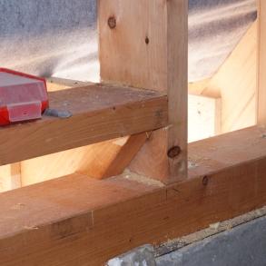 Referenzbild #11 für Richt und Abbundarbeiten in Oldenburg/Wiefelstede