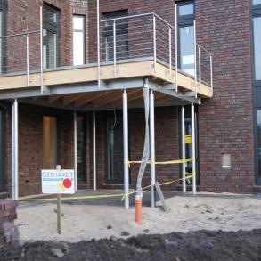 Referenzbild #2 für Terrassen und Überdachungen in Oldenburg/Wiefelstede