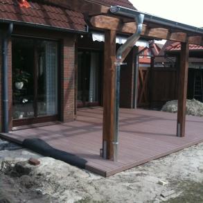 Referenzbild #12 für Terrassen und Überdachungen in Oldenburg/Wiefelstede