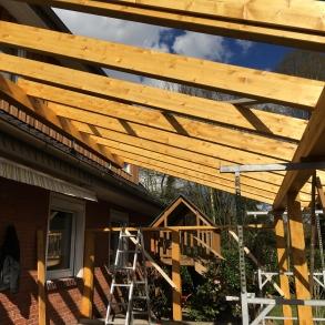 Referenzbild #33 für Terrassen und Überdachungen in Oldenburg/Wiefelstede