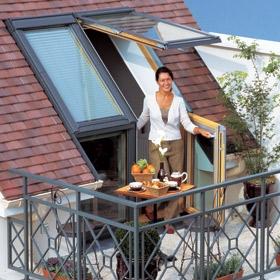 Velux-Dachflächenfenster